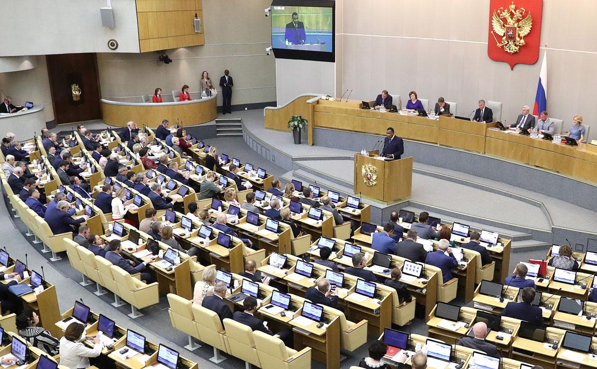 В налоговом кодексе появятся поправки от Госдумы