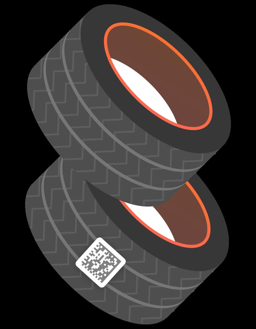 Обязательная маркировка шин