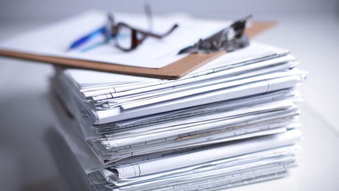Малому бизнесу планируют оставить отчетность в бумажном виде