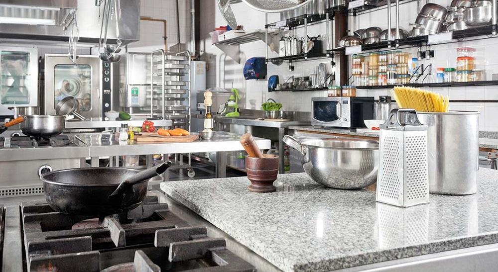 оборудование, посуда, инвентарь в общепите