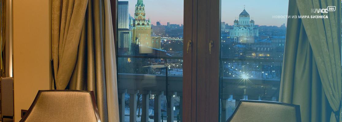 Отели в России потеряли 60% от объема продаж в октябре