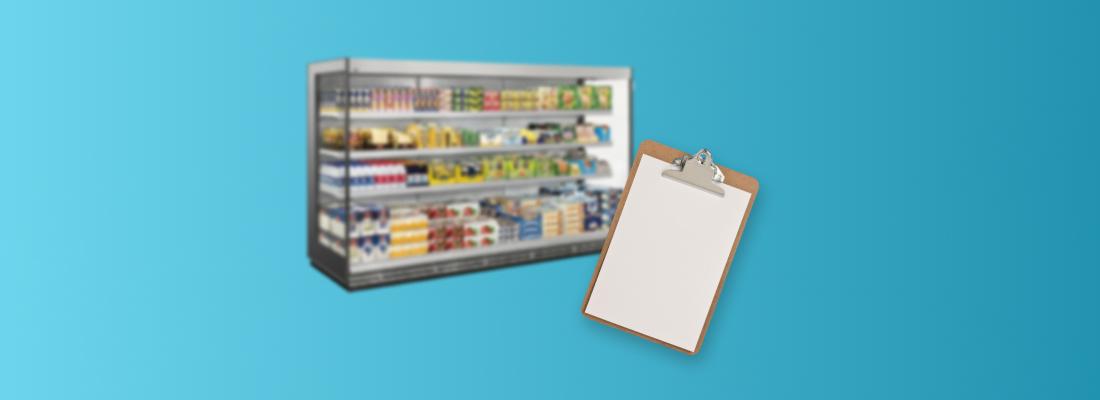учет товаров в магазине