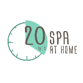 20 min to SPA at home