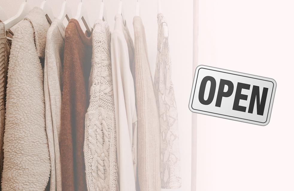 открыть магазин одежды по франшизе