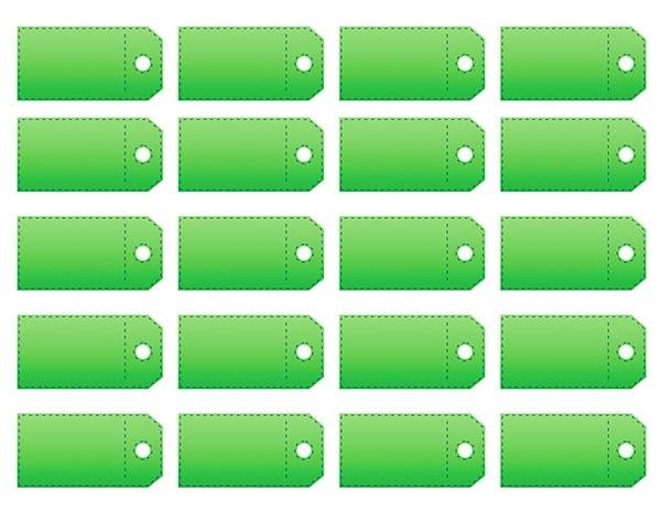 шаблоны ценников для печати