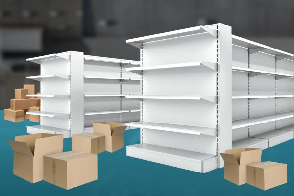 Принципы хранения товара на складе