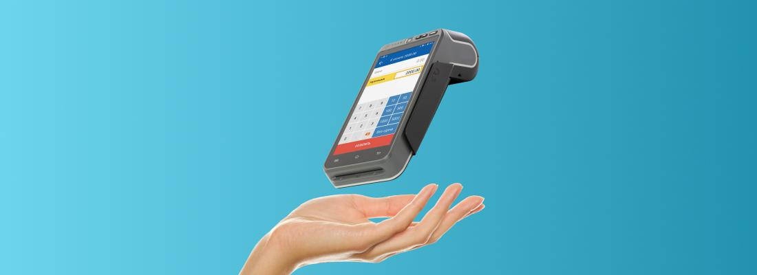 мобильная онлайн касса с эквайрингом